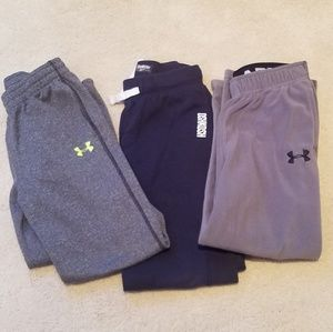 Bundle of boys sweatpants, size 5